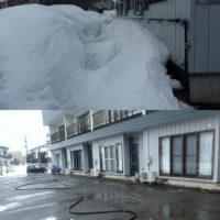 融雪施工例3(自動)